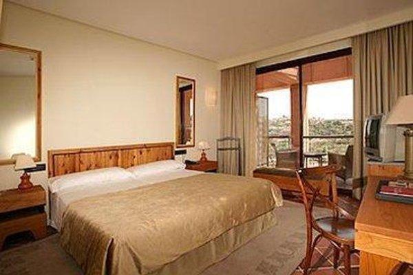 Hotel Cigarral el Bosque - фото 50