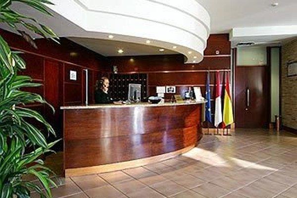 Hotel Cigarral del Alba - фото 11