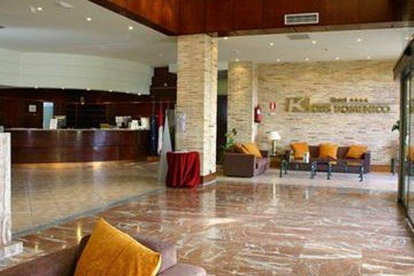 Hotel Cigarral del Alba - фото 12