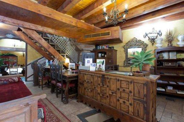 Hospederia Casa de Cisneros - фото 15
