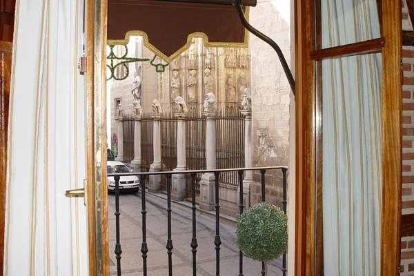 Hospederia Casa de Cisneros - фото 22