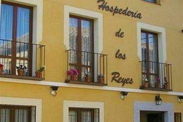 Apartamentos Turisticos de los Reyes - фото 21