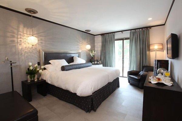 Hotel Boutique El Cigarral De Las Mercedes - фото 17