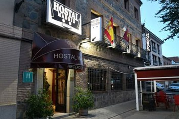 Hostal Madrid - фото 20
