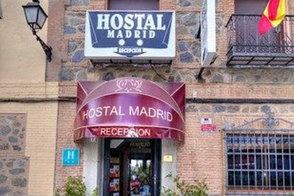 Hostal Madrid - фото 21