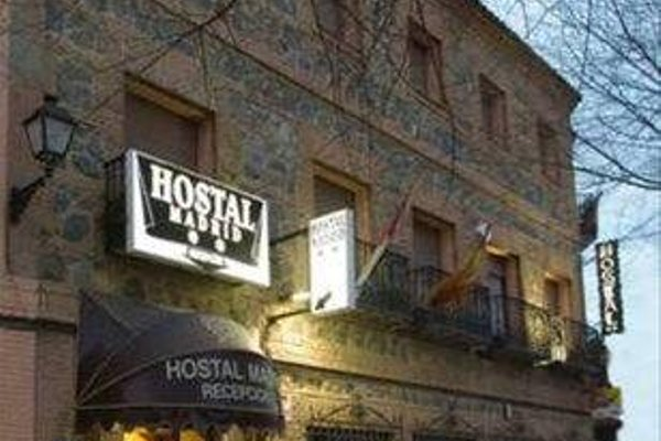 Hostal Madrid - фото 22