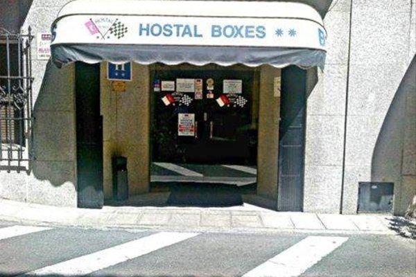 Hostal Boxes - фото 20