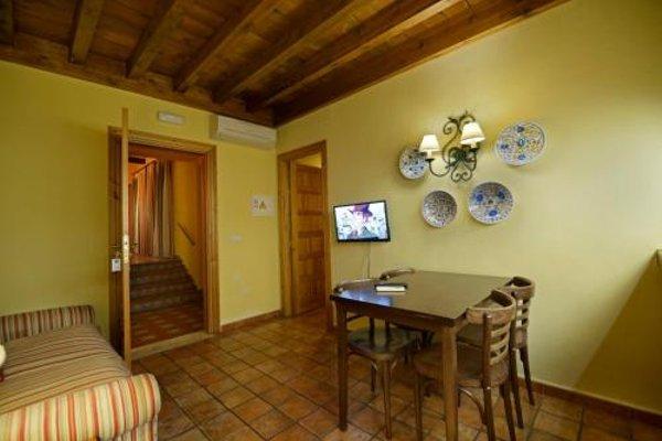 Alojamientos Turisticos Rurales La Barataria - фото 17
