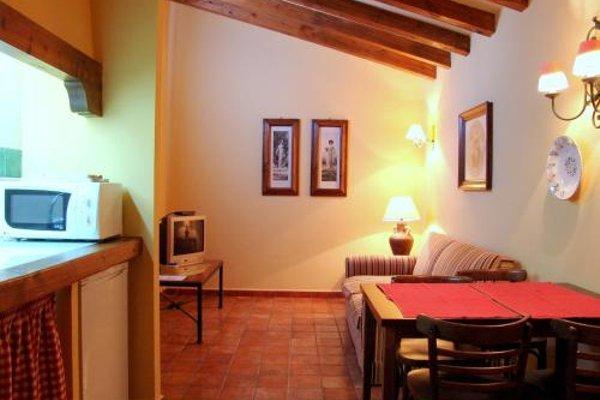 Alojamientos Turisticos Rurales La Barataria - фото 7