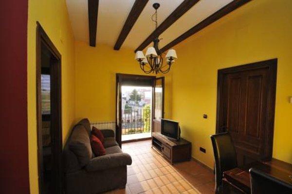 Apartamentos El Canonigo de Teruel - фото 9