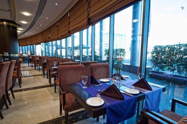 City Seasons Hotel Dubai - фото 12