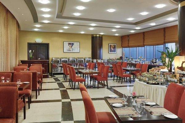 City Seasons Hotel Dubai - фото 13