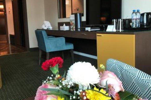City Seasons Hotel Dubai - фото 14