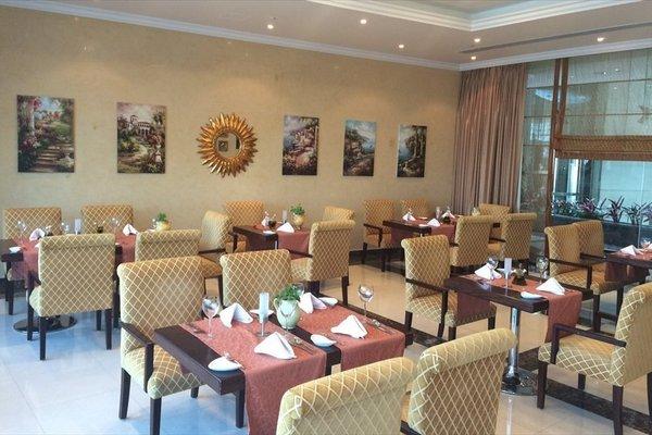 City Seasons Hotel Dubai - фото 15