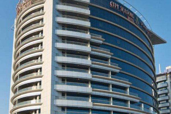 City Seasons Hotel Dubai - фото 22