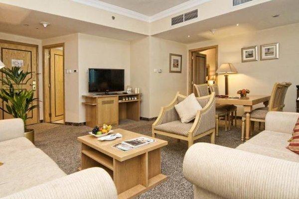 City Seasons Hotel Dubai - фото 5