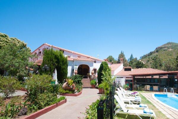Hotel Rural El Refugio - фото 21