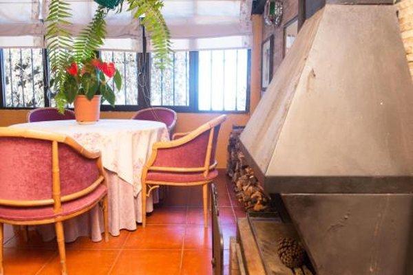Hotel Rural El Refugio - фото 9