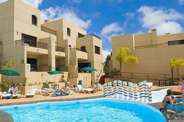 Blue Sea Apartamentos Costa Teguise Gardens - фото 51