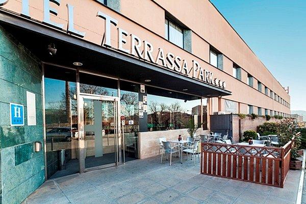 Terrassa Park - фото 14
