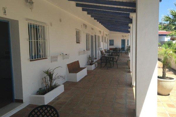 Hotel Dulce Nombre - фото 14