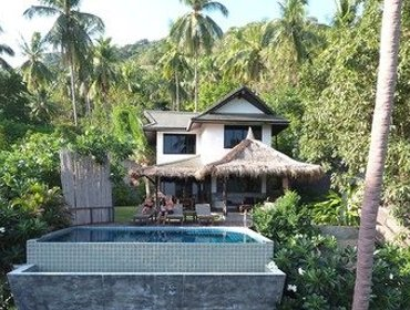 Гестхаус Koh Tao Heights Boutique Villas