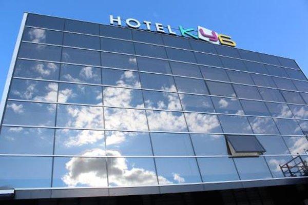 Отель Cube - фото 23