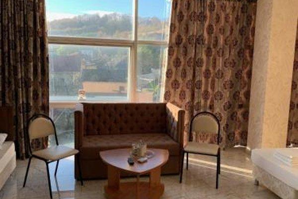 Отель Cube - фото 3