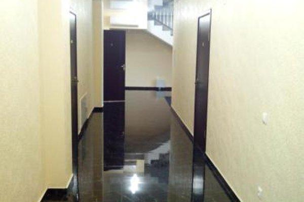 Отель Cube - фото 6
