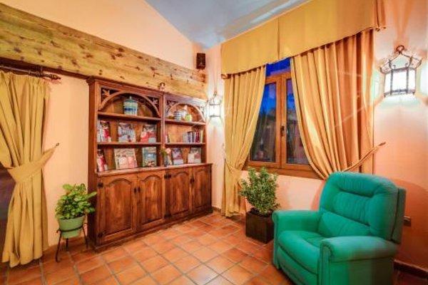 Hotel Rural Hospederia del Desierto - 14