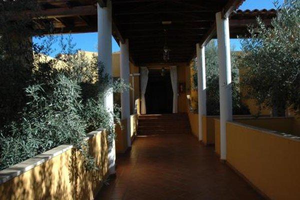 Rural Hospederia del Desierto - фото 16