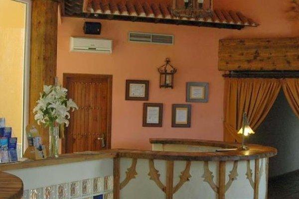 Hotel Rural Hospederia del Desierto - 19