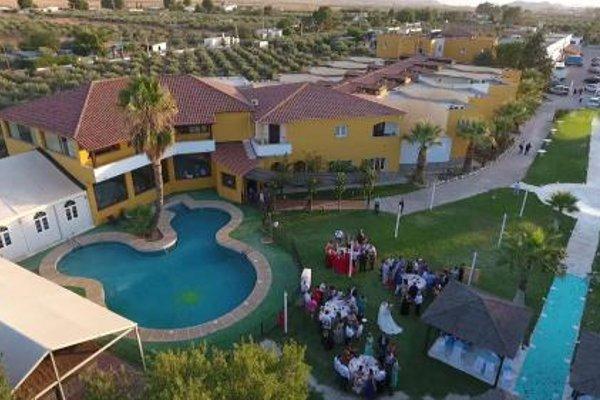 Hotel Rural Hospederia del Desierto - 21