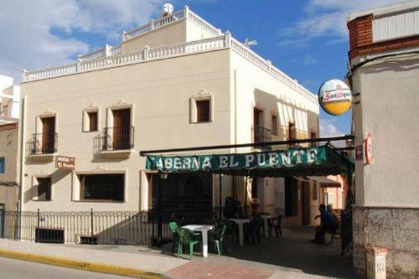 Hostal el Puente - фото 9