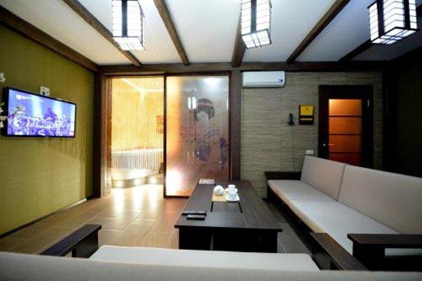 Мини-отель Black cube - фото 21