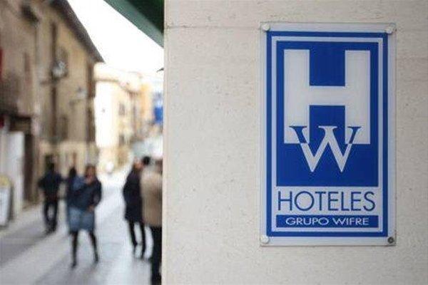 Hotel Castilla - фото 23