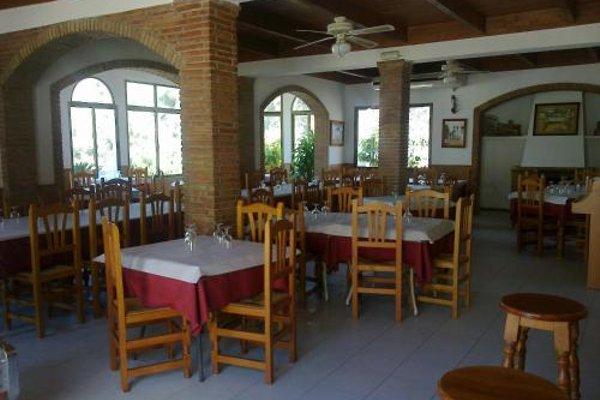 Pension Restaurante Venta El Molino - фото 7
