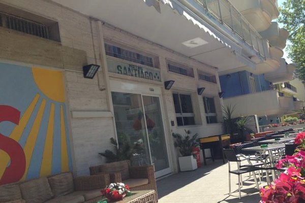 Hotel Santiago - фото 19