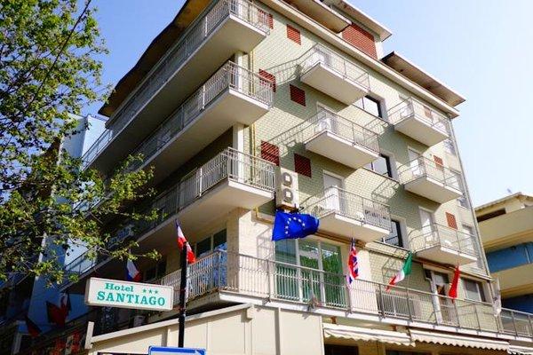 Hotel Santiago - фото 22