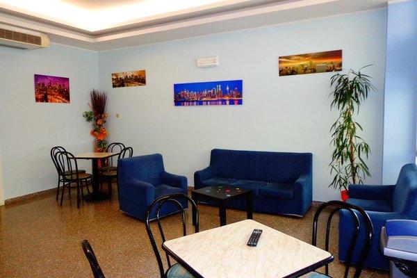 Hotel Santiago - фото 8