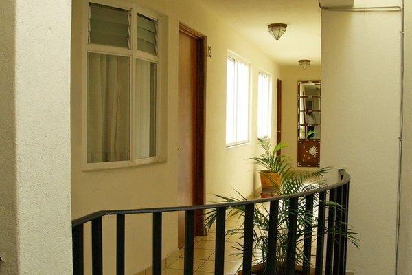Hotel y Posada Refugio Independencia - фото 15