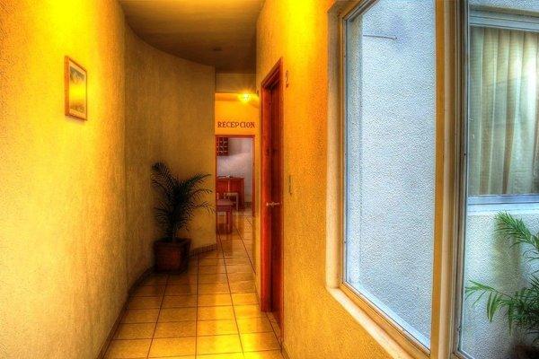 Hotel y Posada Refugio Independencia - фото 18