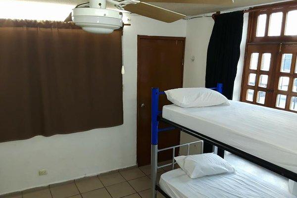 La Casa Del Tio Dach Hostel B&B - фото 51