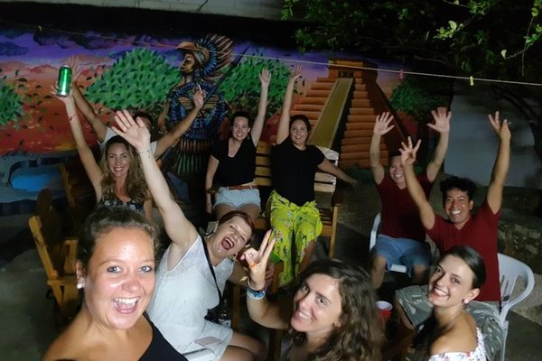 La Casa Del Tio Dach Hostel B&B - фото 11