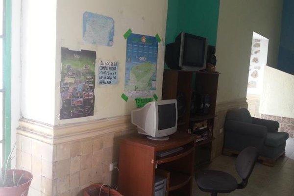 La Casa Del Tio Dach Hostel B&B - фото 15