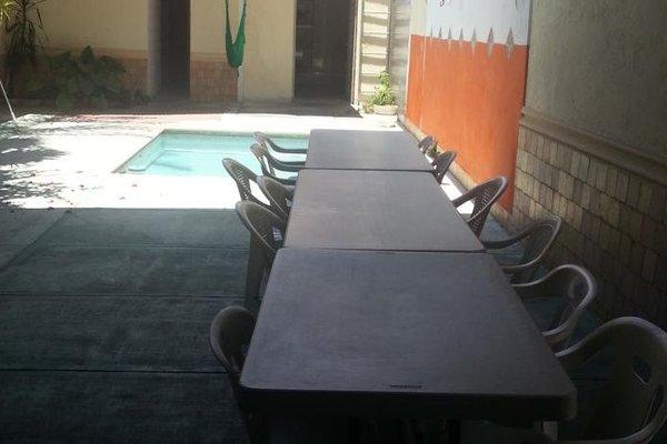 La Casa Del Tio Dach Hostel B&B - фото 21
