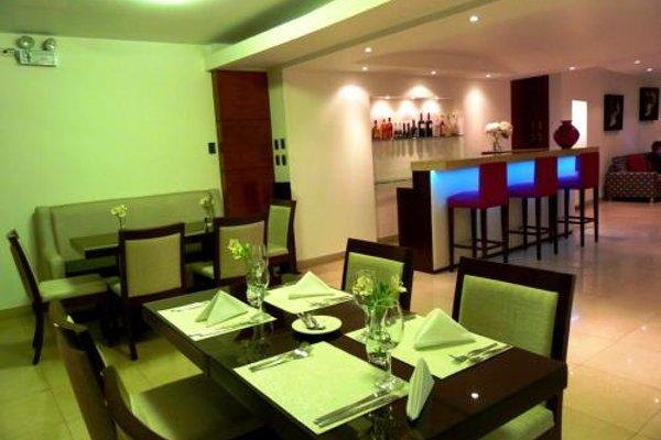 Miraflores Boutique Hotel - фото 17