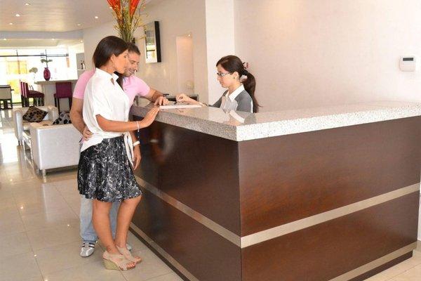 Miraflores Boutique Hotel - фото 19