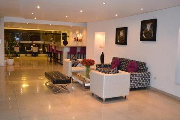 Miraflores Boutique Hotel - фото 7