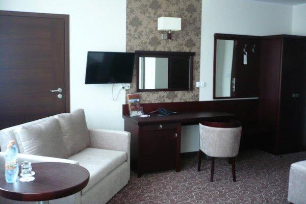 Zamek Gniew - Hotel Rycerski - 8